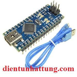 vi điều khiển Arduino Nano RF232